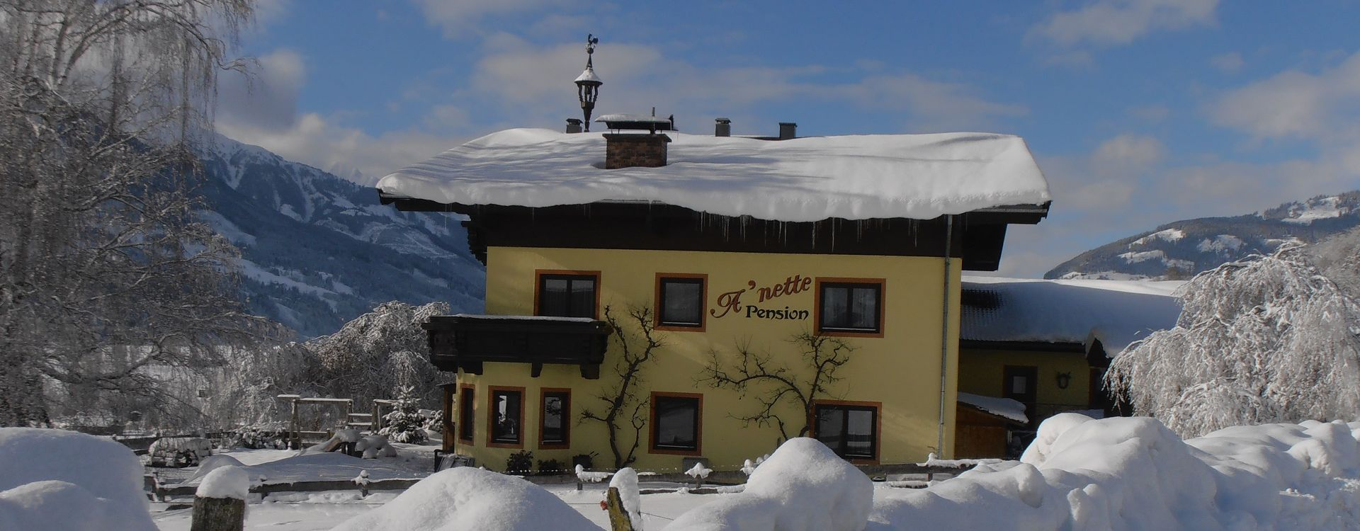 Winterurlaub in Kaprun